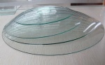 hot bended glass