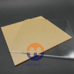 transparent acrylic plexi glass